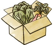 farm box illustration